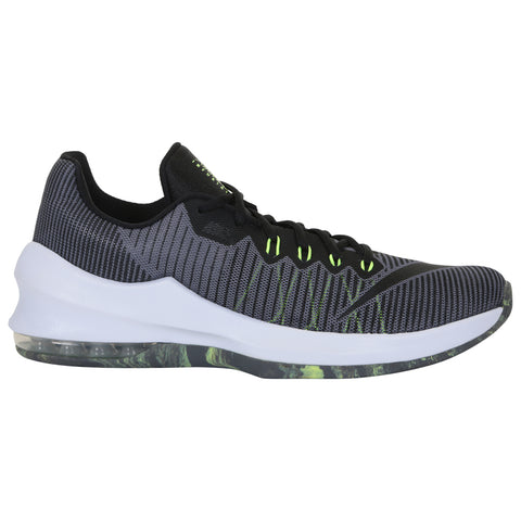 NIKE AIR MAX INFURIATE 2 LOW GREY/BLK/VOLT