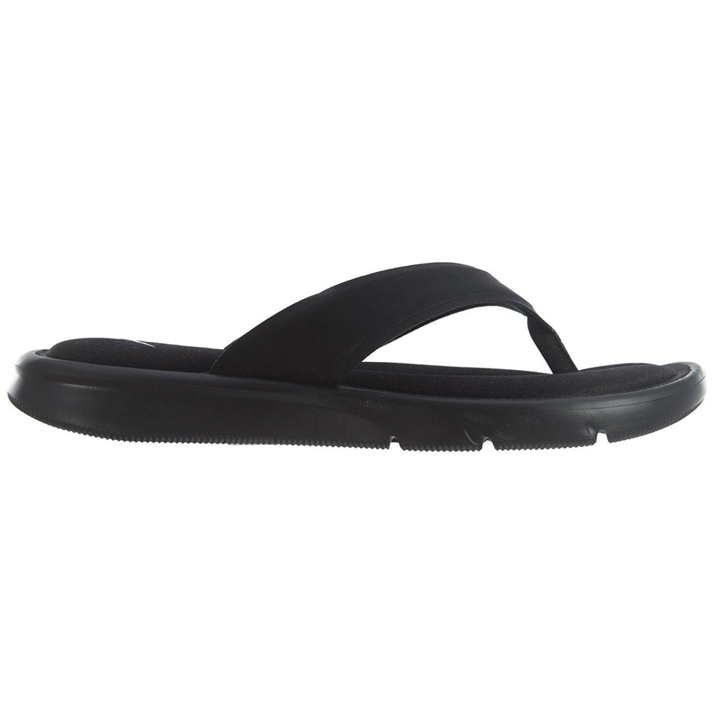 96f3e1734 NIKE WOMEN S COMFORT THONG SLIDE BLACK WHITE – National Sports