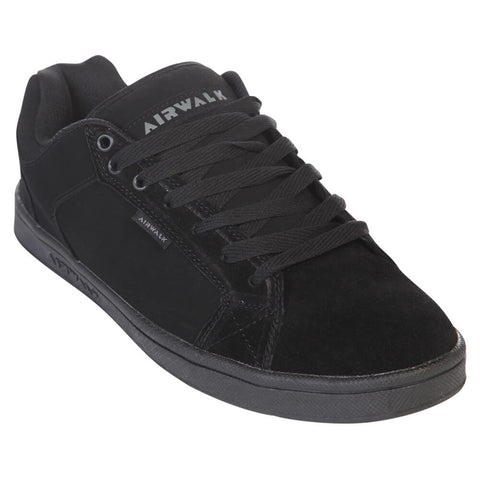 AIRWALK MEN'S NEPTUNE LIFESTYLE SHOE BLACK