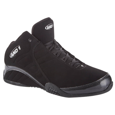 AND 1 MEN'S ROCKET 3.0 BASKETBALL SHOE BLACK