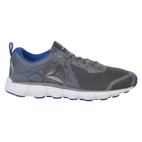 REEBOK MEN'S HEXAFFECT RUN 5.0 ASH GREY/PEWTER/WHITE