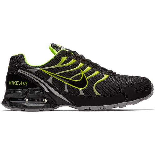 the latest bf2e7 4eb1d NIKE MEN S AIR MAX TORCH 4 RUNNING SHOE BLACK VOLT GREY – National Sports