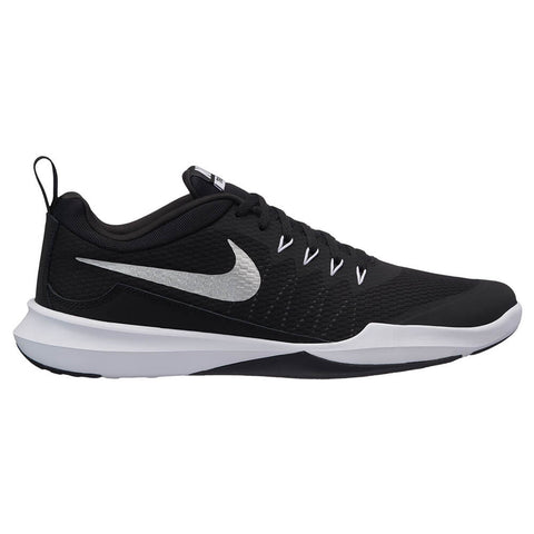 NIKE MEN'S LEGEND TRAINER TRAINIG SHOE BLACK/SILVER