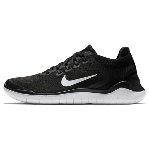 a1c36a53ca6d ... NIKE WOMEN S FREE RN 2018 RUNNING SHOE BLACK WHITE