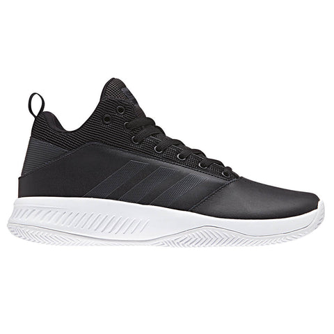 ADIDAS MEN'S CF ILATION 2.0 BASKETBALL SHOE BLACK/CARBON/WHITE