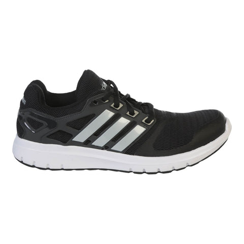 ADIDAS WOMEN'S ENERGY CLOUD V BLACK/SILVER/CARBON
