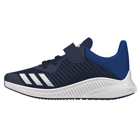 ADIDAS BOYS PRE-SCHOOL FORTARUN EL KIDS SHOE NAVY/WHITE/ROYAL