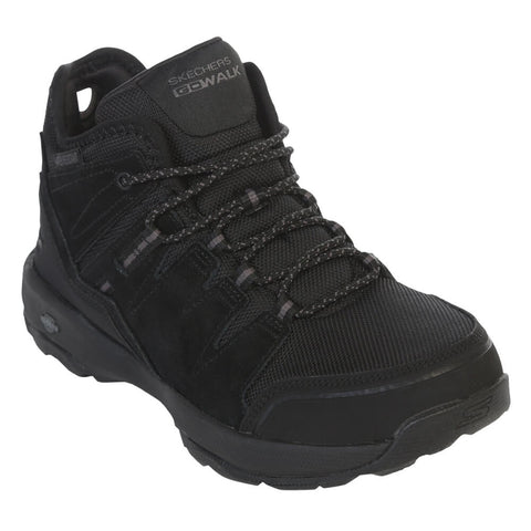 SKECHERS WOMEN'S GO WALK OUTDOORS 2 - LATITUDE BLACK