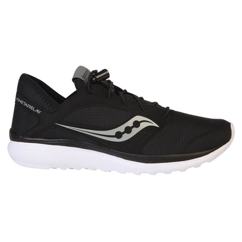 SAUCONY MEN'S KINETA RELAY BLACK