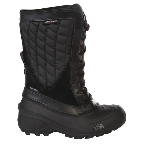 c20cb2dfd75f70 THE NORTH FACE GIRLS THERMOBALL SHELLISTA JUNIOR BOOT BLACK ...