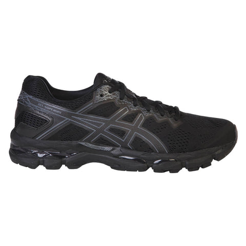 ASICS MEN'S GEL SUPERION BLACK/BLACK/DARK GREY