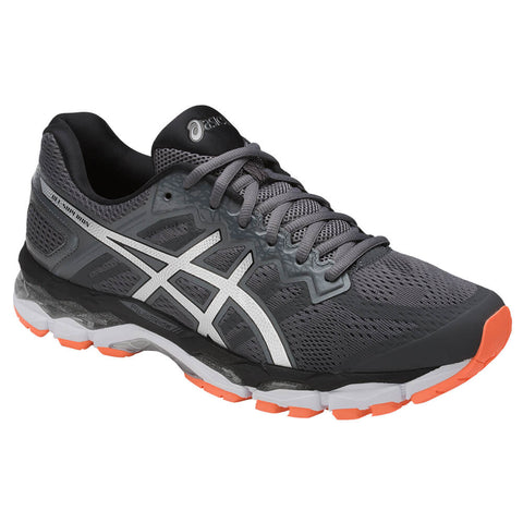 ASICS F18 GEL SUPERION GREY/SILVER/ORANGE