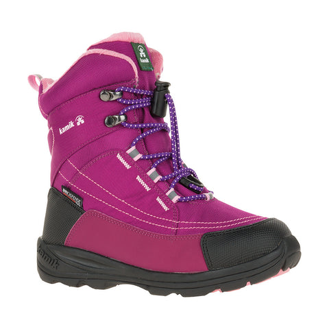 KAMIK GIRLS VALDIS WINTER BOOT PLUM