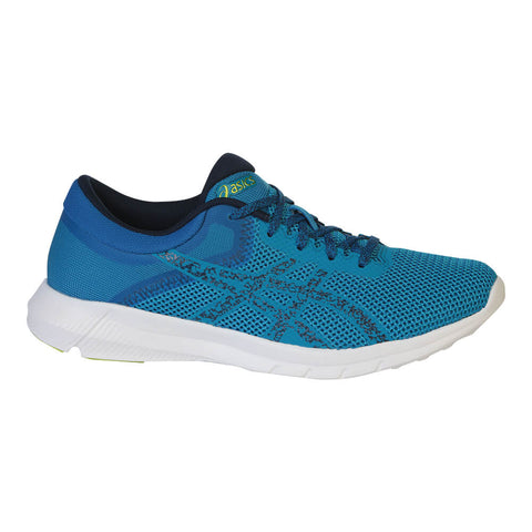 ASICS MEN'S NITROFUZE 2 RUNNING SHOE SURF/BLUE/GREEN