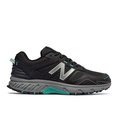 NEW BALANCE WOMEN'S WT510V4 WIDTH B RUNNING SHOE BLACK/OUTERSPACE