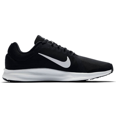 49b3a96ca3a NIKE MEN S DOWNSHIFTER 8 RUNNING SHOE BLACK WHITE ANTHRACITE ...