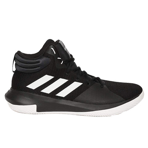 ADIDAS MEN'S PRO EVATE 2018 BASKETBALL SHOE BLACK/WHITE/BLACK