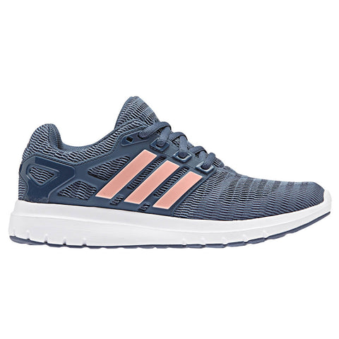 ADIDAS WOMEN'S ENERGY CLOUD V RUNNING SHOE GREY/CLEORA/TECINK