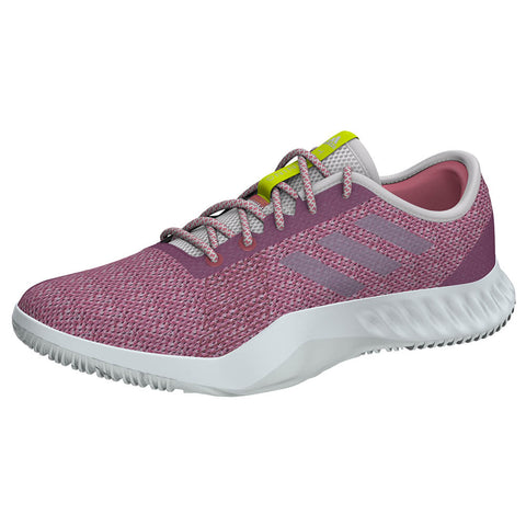 ADIDAS WOMEN'S CRAZY TRAIN LT W TRAINING SHOE GREY/GREY/YELLOW