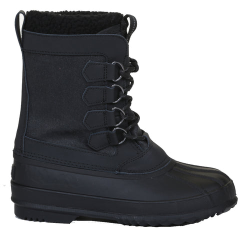 MCKINLEY MEN'S TROOPER WINTER BOOT BLACK