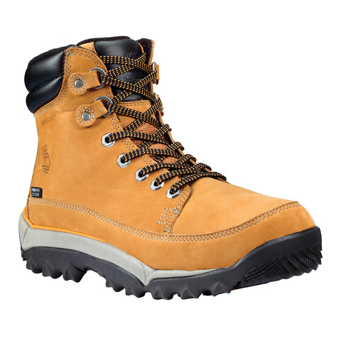 TIMBERLAND MEN'S RIME RIDGE MID WATERPROOF BOOT WHEAT