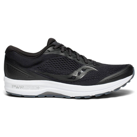 SAUCONY MEN'S CLARION RUNNING SHOE BLACK