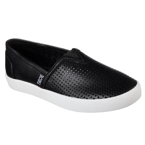 BOBS WOMEN'S B-LOVED - MAIN CRUSH LEISURE SHOE BLACK