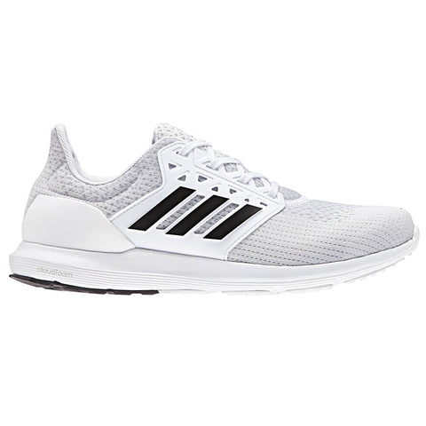 ADIDAS MEN'S SOLYX RUNNING SHOE WHITE/BLACK