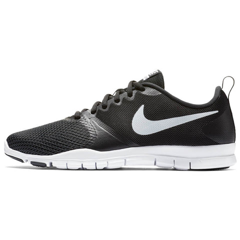 innovative design 898a6 8d5f1 ... NIKE WOMEN S FLEX ESSENTIAL TRAINING SHOE BLACK ANTHRACITE WHITE