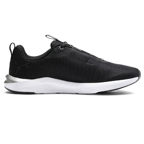 PUMA WOMEN'S PROWL II WALKING SHOE BLACK/WHITE