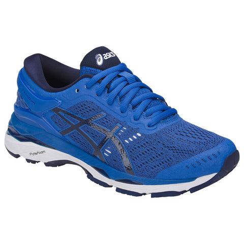 ASICS BOYS GRADE SCHOOL GEL KAYANO 24 KIDS SHOE BLUE/INDIGO BLUE/WHITE