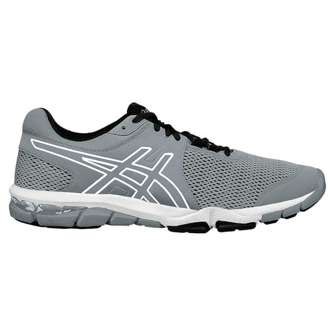 ASICS MEN'S GEL CRAZE TR 4 TRAINING SHOE GREY/GREY/BLACK