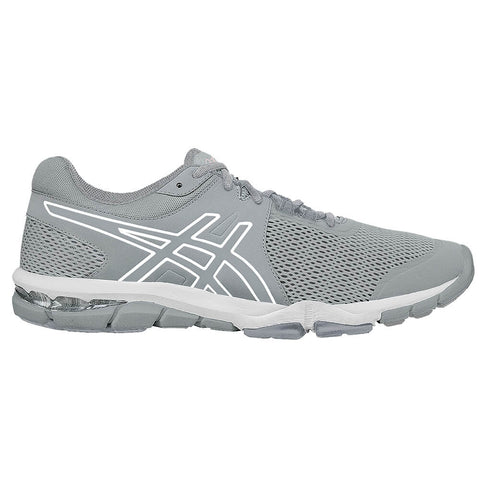 ASICS WOMEN'S GEL CRAZE TR 4 MID TRAINING SHOE GREY/GREY/WHITE
