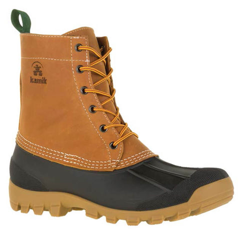 KAMIK MEN'S YUKON 6 BOOTS TAN