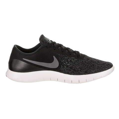 2254832875f NIKE MEN S FLEX CONTACT RUNNING SHOE BLACK DARK GREY ANTHRACITE