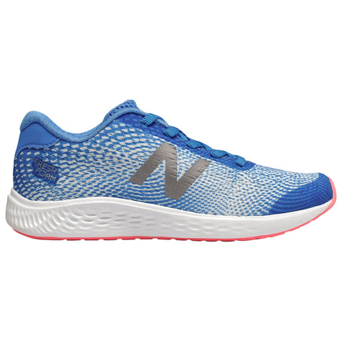 NEW BALANCE GIRLS ARISHI NXT - M KIDS SHOE LIGHT COBALT BLUE/GUAVA
