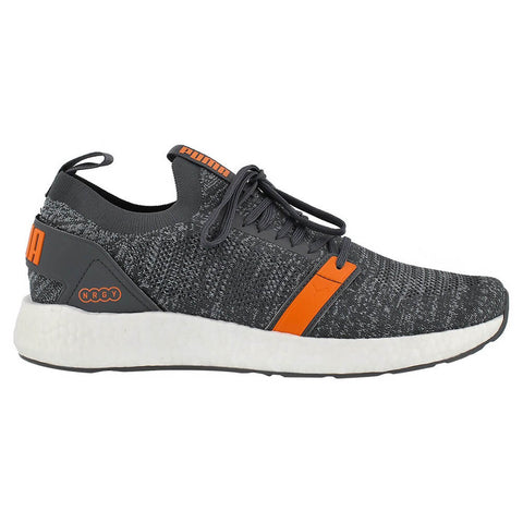 36fb338bec5b PUMA MEN S NRGY NEKO ENGINEER KNIT LIFESTYLE SHOE IRON  GATE FIRECRACKER QUARRY ...