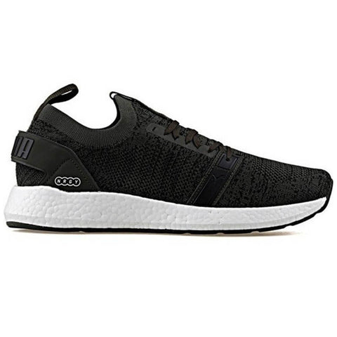 PUMA MEN'S NRGY NEKO ENGINEER KNIT LIFESTYLE SHOE FOREST NIGHT/BLACK