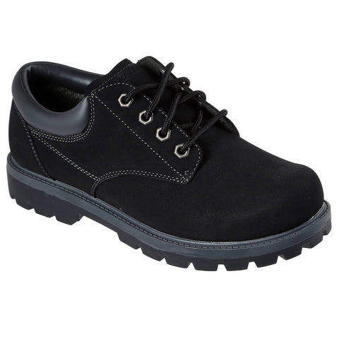 SKECHERS MEN'S TORIC - BERENO LIFESTYLE SHOE BLACK