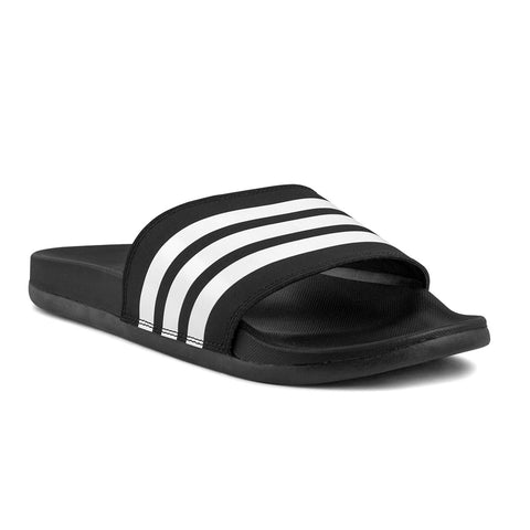 ADIDAS MEN'S ADILETTE COMFORT SLIDE BLACK/WHITE/BLACK