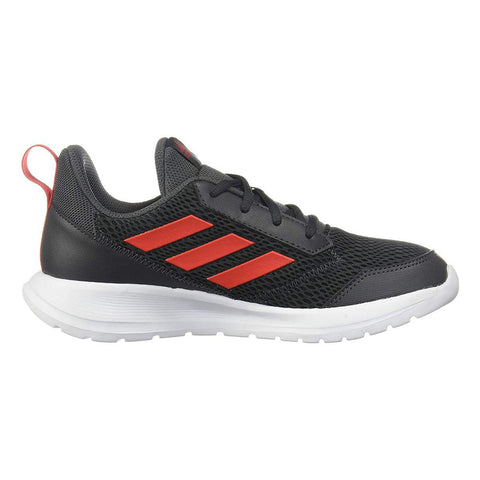 ADIDAS BOYS GRADE SCHOOL/PRE-SCHOOL ALTARUN KIDS SHOE GREY/RED/WHITE