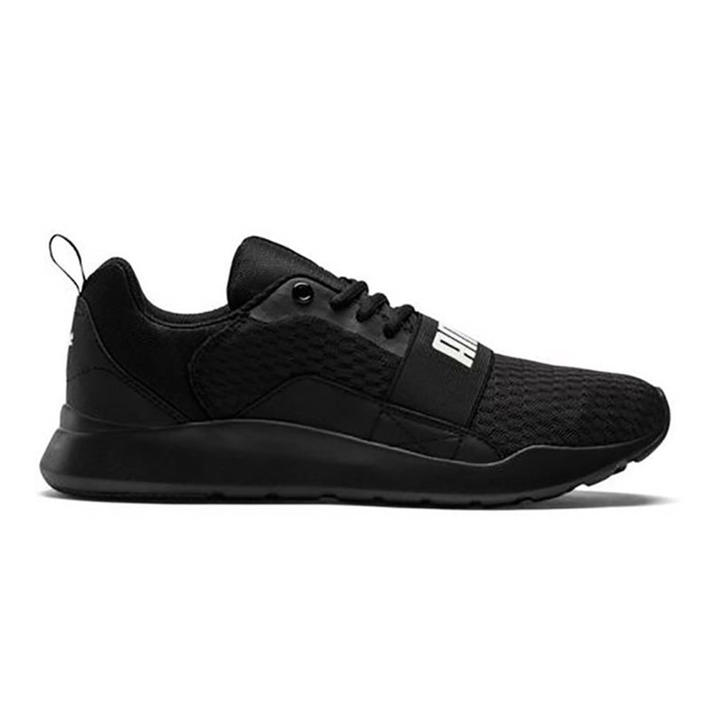 4a3d95039439 PUMA MEN S WIRED RUNNING SHOE BLACK BLACK BLACK – National Sports