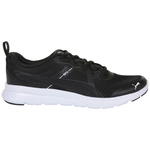PUMA BOYS GRADE SCHOOL FLEX ESSENTIAL JR KIDS SHOE BLACK/BLACK