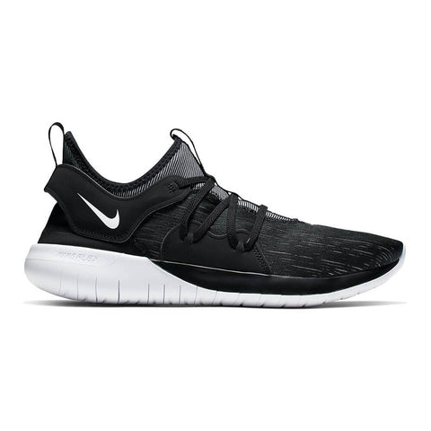 NIKE MEN'S FLEX CONTACT 3 RUNNING SHOE BLACK/WHITE