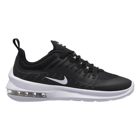 NIKE MEN'S AIR MAX AXIS LIFESTYLE SHOE BLACK/WHITE