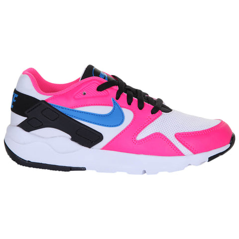 NIKE GIRLS GRADE SCHOOL LD VICTORY KIDS SHOE WHITE/BLUE/PINK