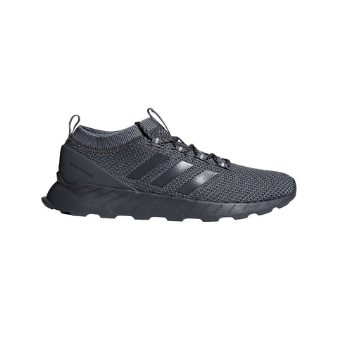 ADIDAS MEN'S QUESTAR RISE LIFESTYLE SHOE GREY/GREY/GREY