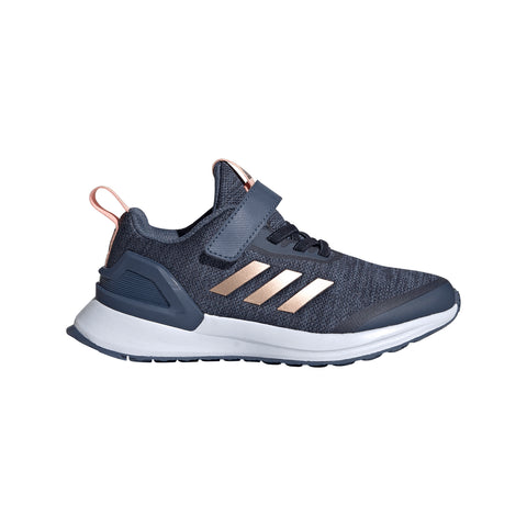 ADIDAS GIRLS PRE-SCHOOL RAPID RUN X KIDS SHOE INK/COP