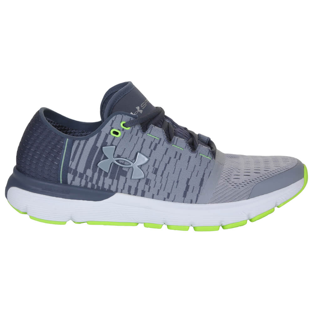 best service 48164 f0e84 UNDER ARMOUR MEN'S SPEEDFORM GEMINI 3 GREY/GREY RUNNING SHOE