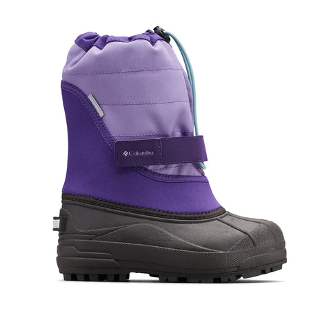 COLUMBIA GIRLS POWDERBUG PLUS II-32C WATERPROOF WINTER BOOT